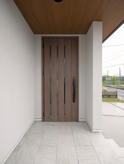 『玄関扉』