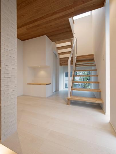 『ストリップ階段』