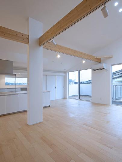 『2階キッチン』