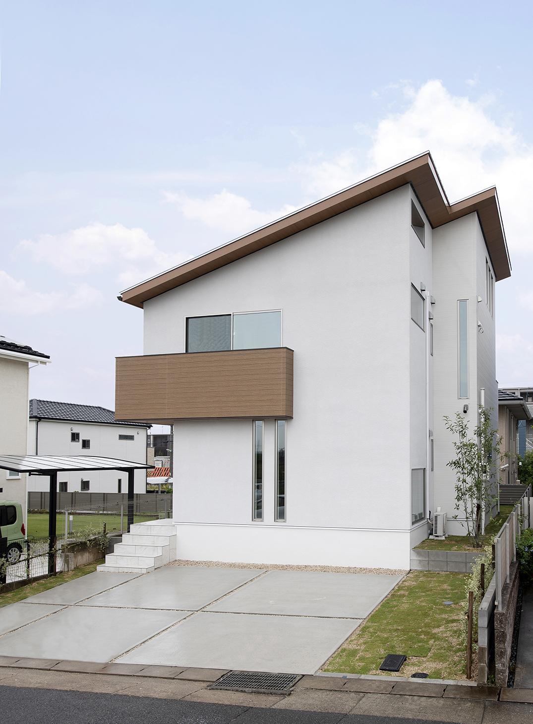 IoT 時代の新しいライフスタイル×デザインの家。